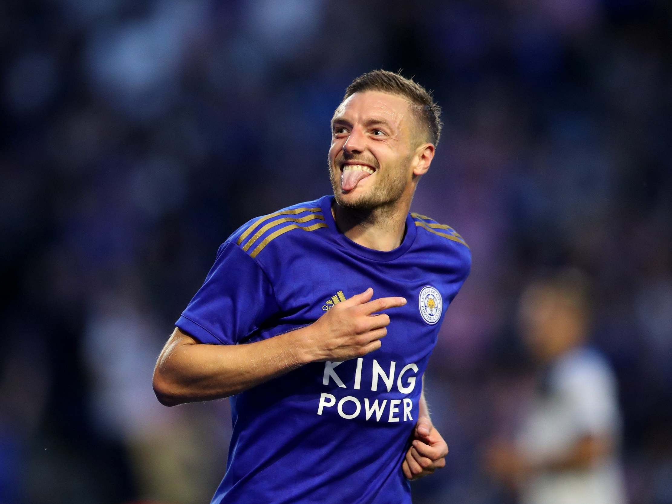 Jamie Vardy: Leicester star reveals he quit football for a ...