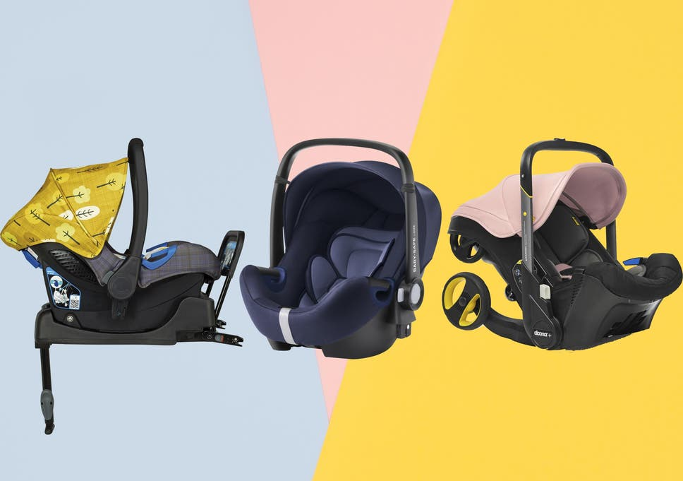 Best infant car seat: Choose from group 0
