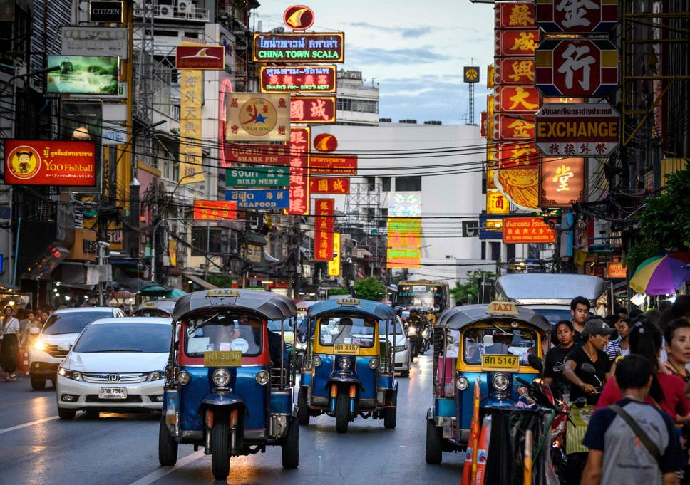 Why are Thailand's roads among the deadliest in the world