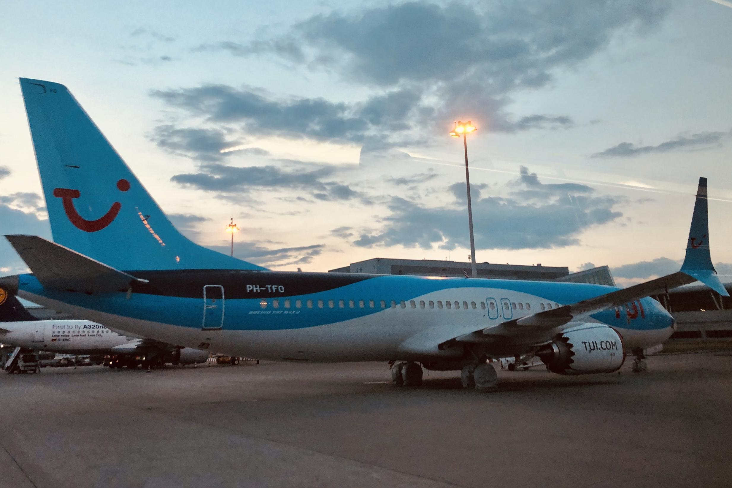 Tui hit by 737 Max grounding and Brexit worries | The