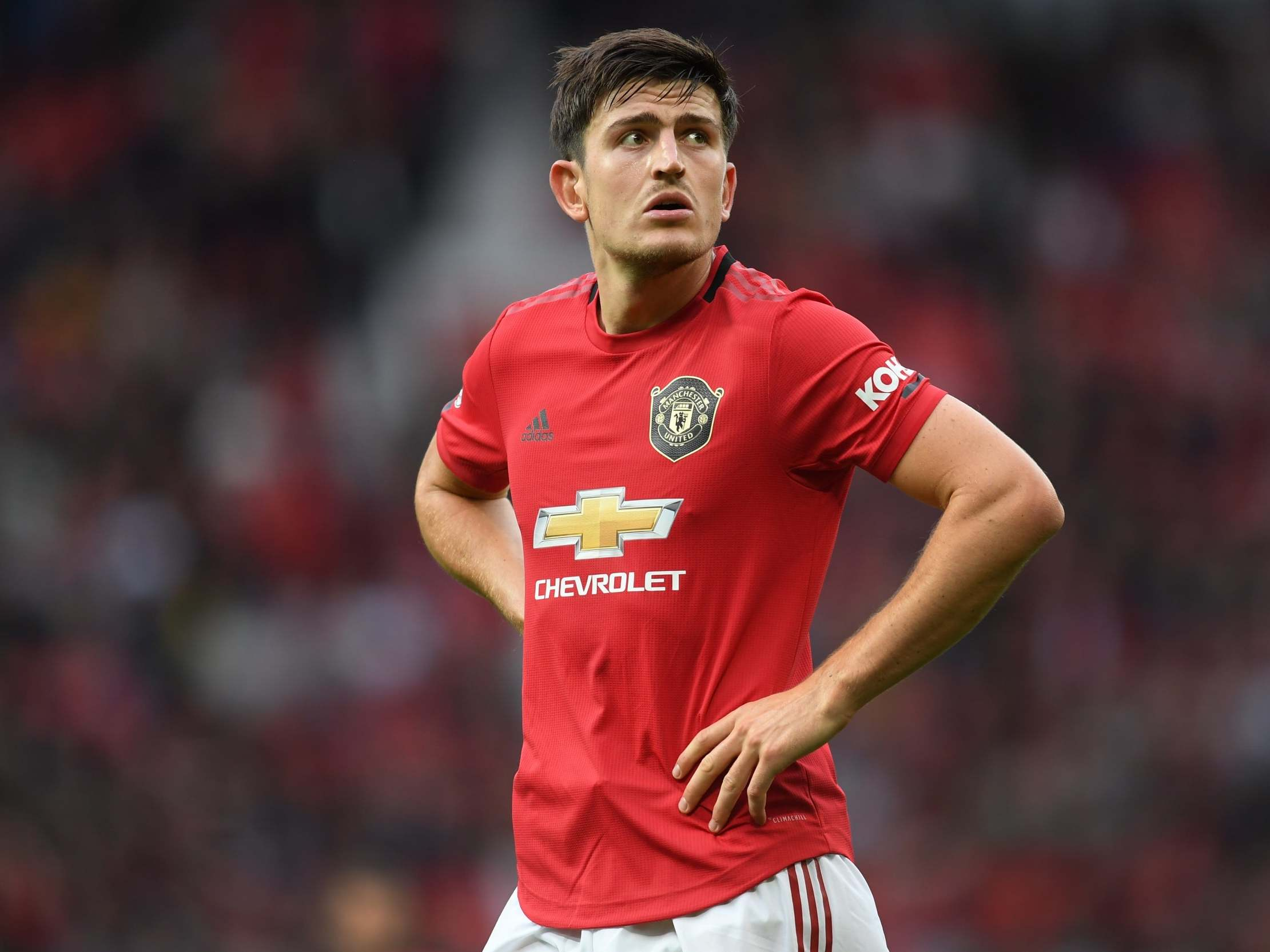 Manchester United news: Harry Maguire can be as big as Virgil van Dijk is to Liverpool, says Jonny Evans