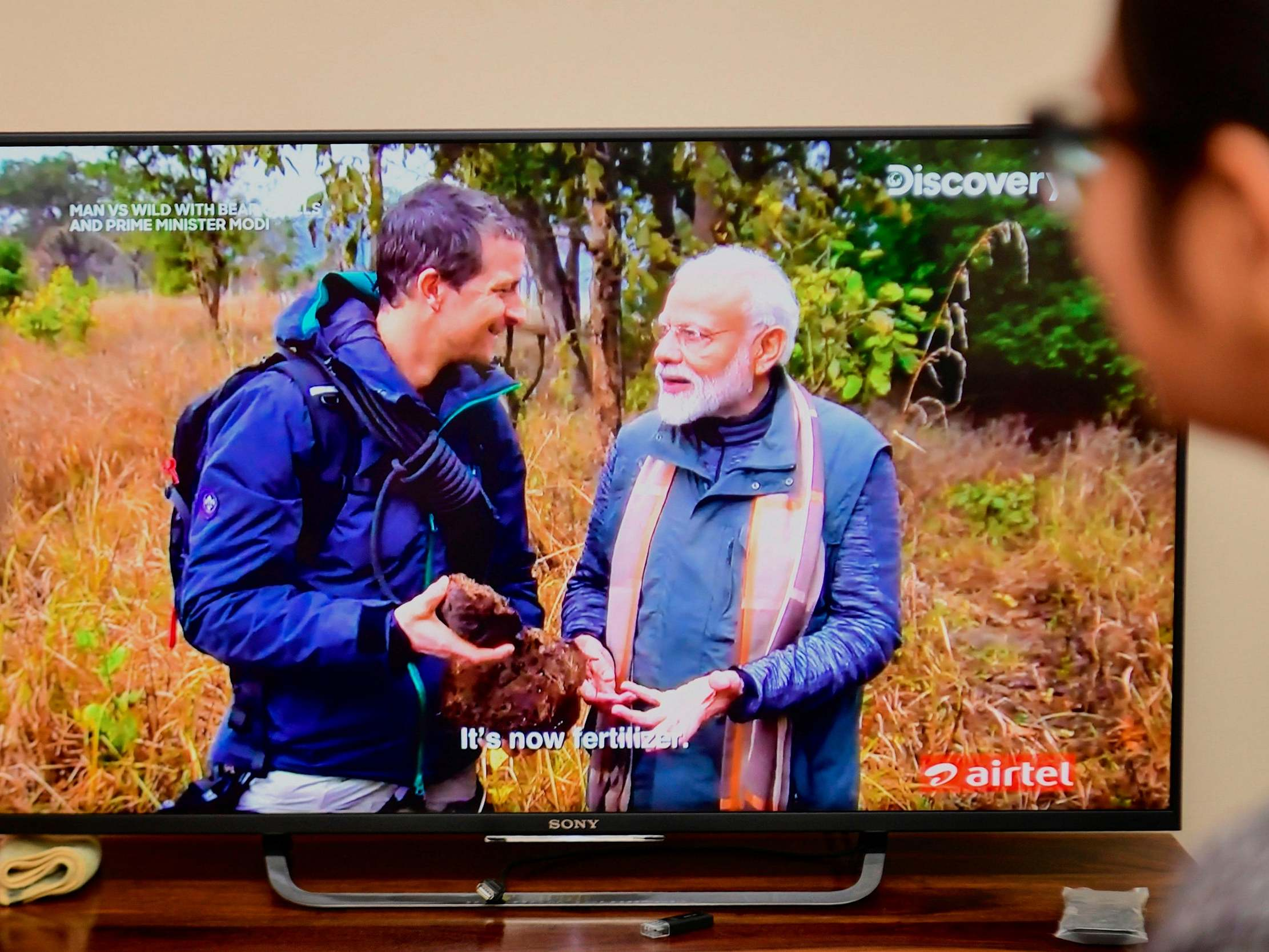 Narendra Modi mocked over Bear Grylls' TV special appearance, after claiming to have 'never experienced fear'