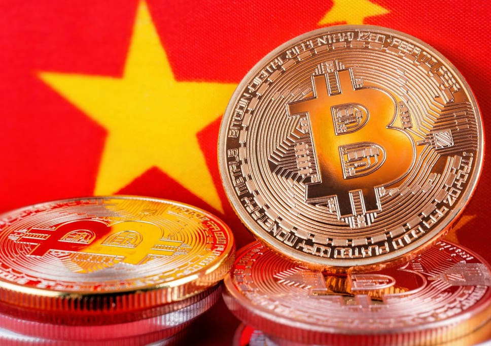 why did china ban cryptocurrency