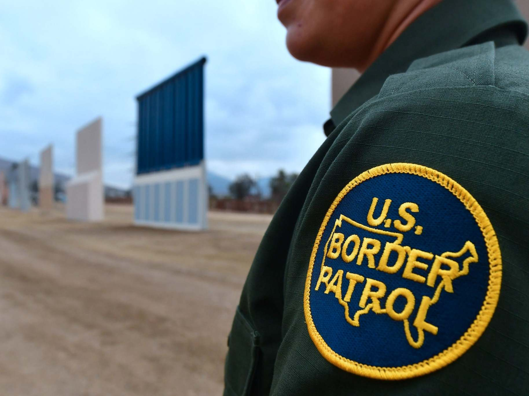 US border patrol officer pleads guilty to deliberately hitting migrant with truck