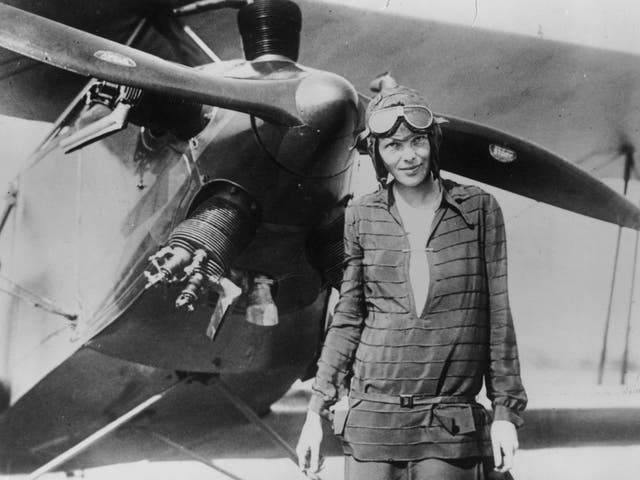 The fate of pioneering aviator Amelia Lockhart is one of the 20th century's enduring mysteries