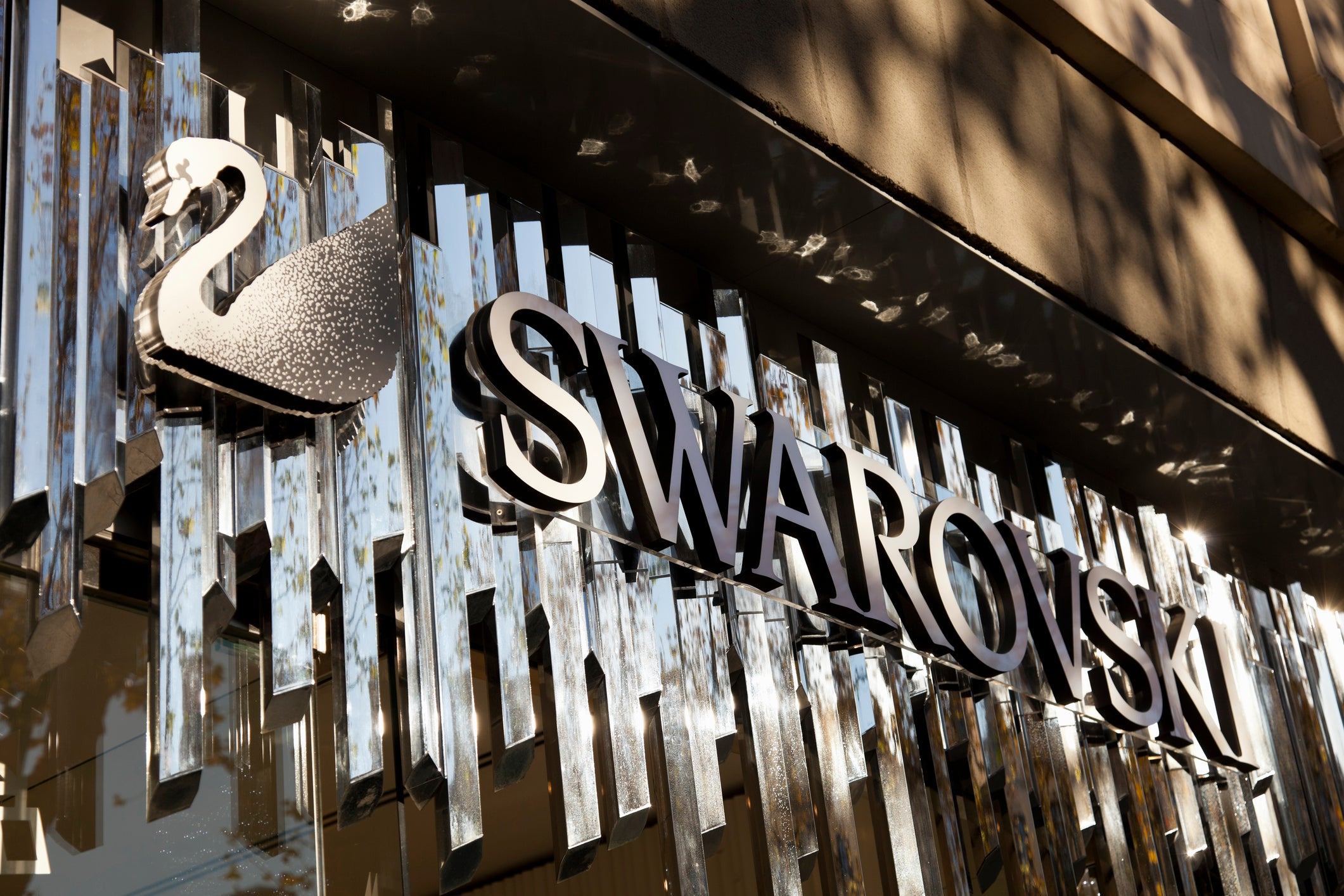 Swarovski apologises to China for describing Hong Kong as country