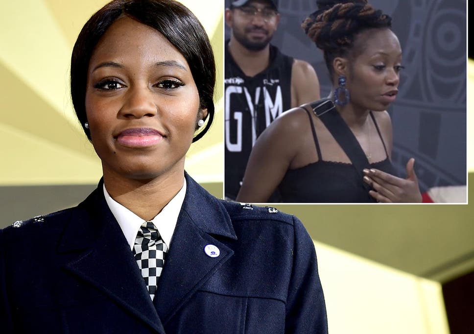 Met Police officer on Big Brother in Nigeria 'without