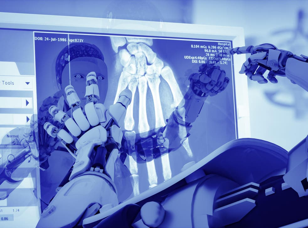 AI could expedite radiological procedures, improving healthcare