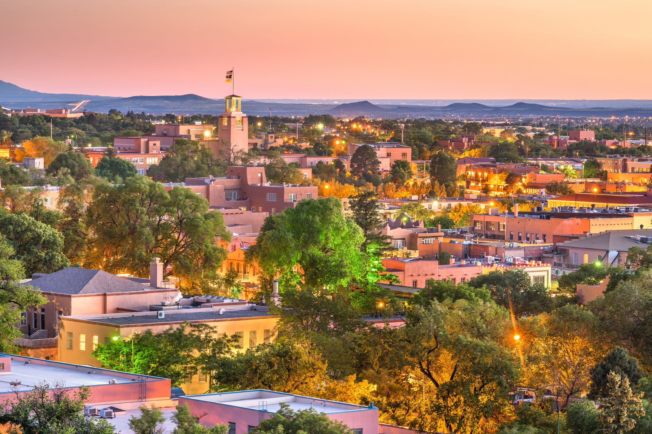 Santa Fe city guide: Where to eat, drink, shop and stay in the US's oldest capital
