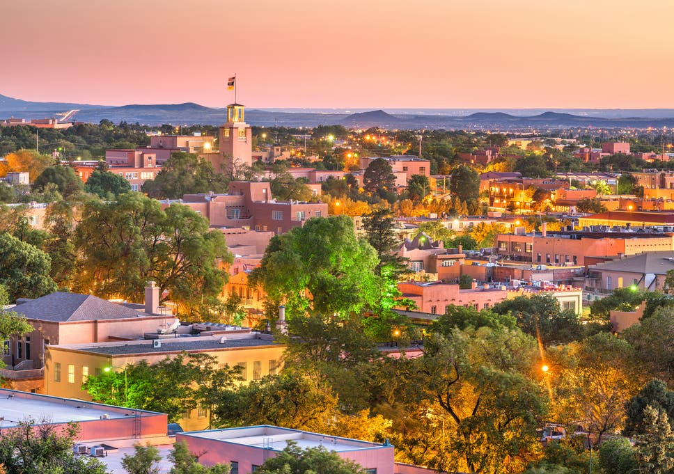 Santa Fe city guide: Where to eat, drink, shop and stay in