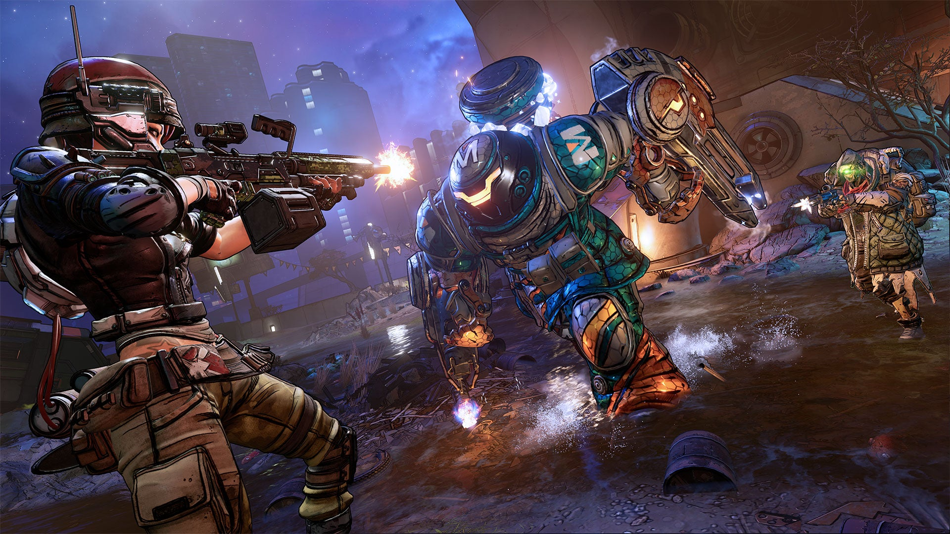 Borderlands 3 preview: The new gold standard for co-op gameplay