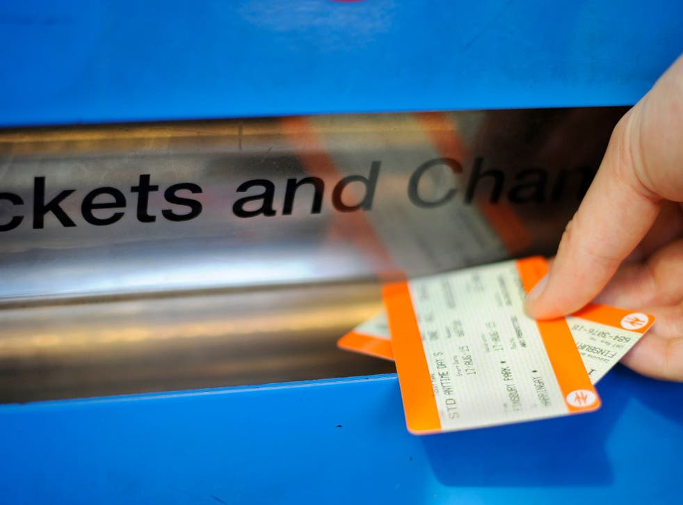 An announcement on Wednesday is expected to say rail fares will rise by 2.8 per cent