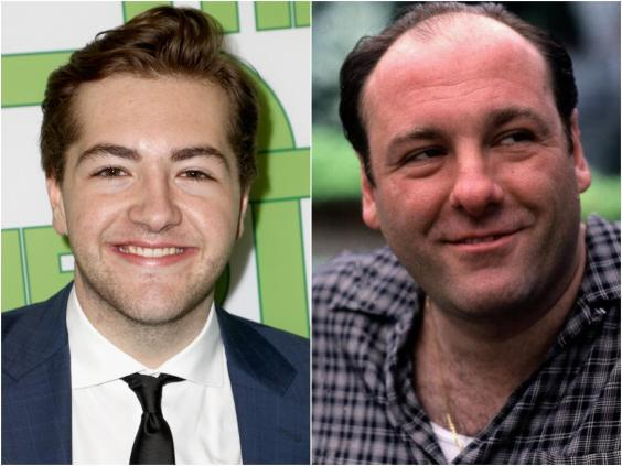 James Gandolfini's son had never watched The Sopranos when he said yes to playing young Tony
