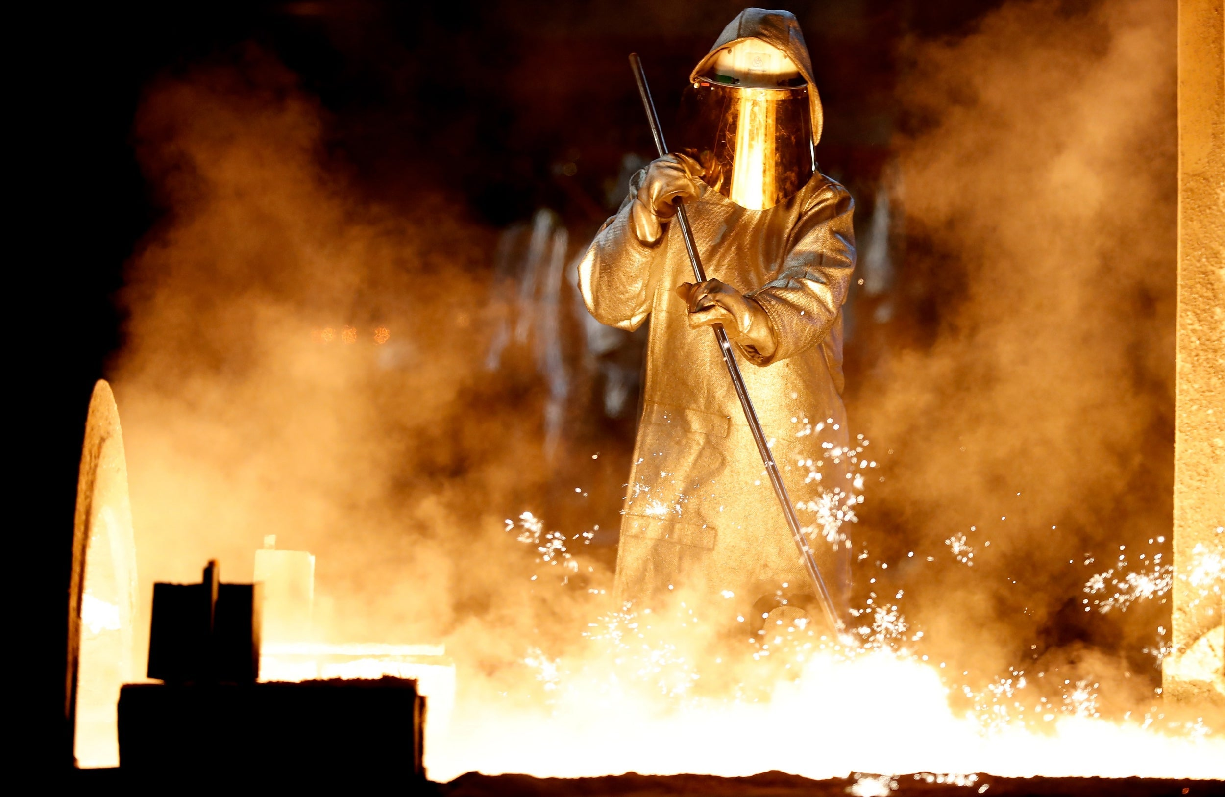 Business news LIVE: Global recession fears rise as German economy shrinks