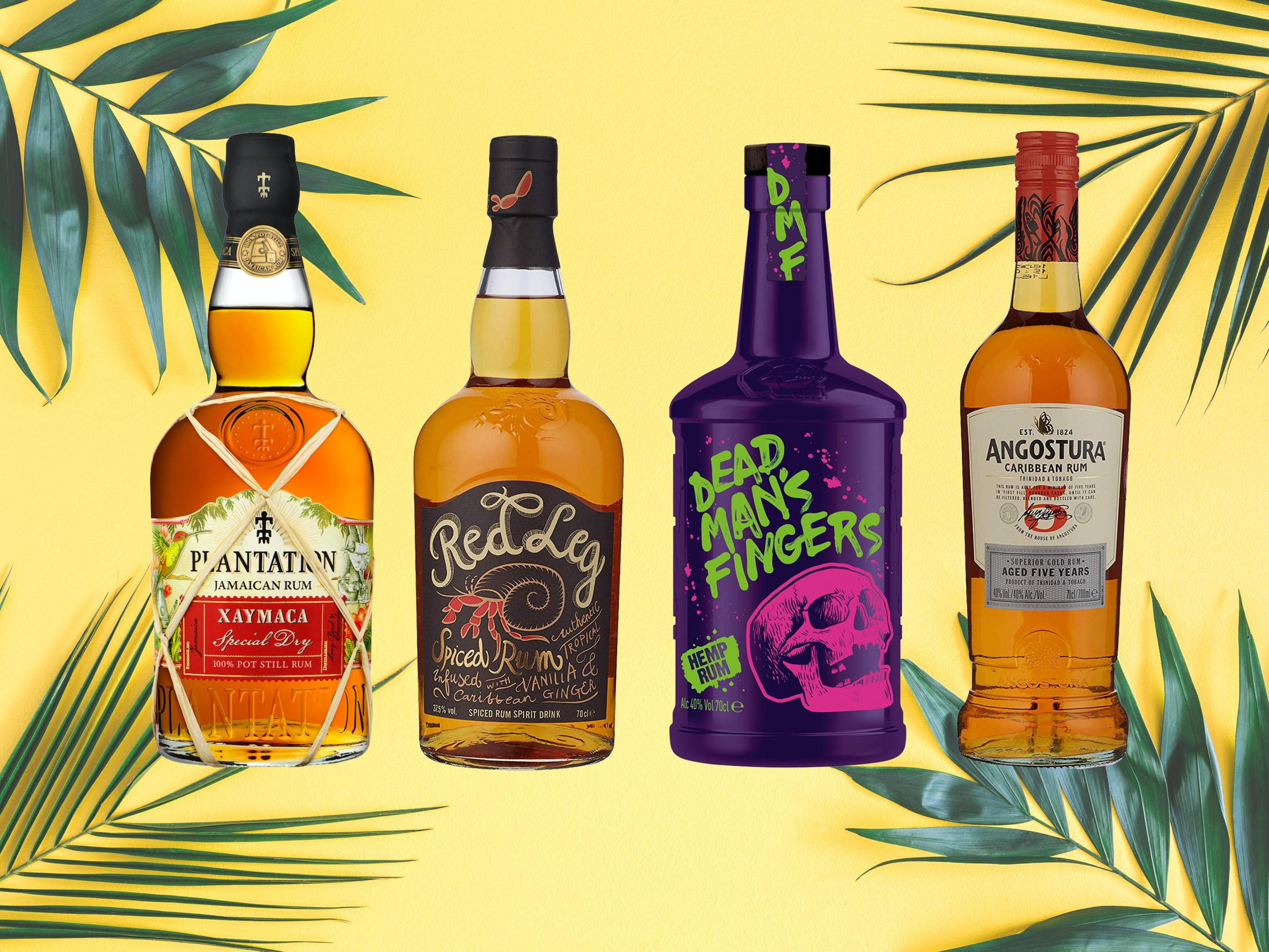 National Rum Day: 12 best rums to try this summer, from sweet to spicy