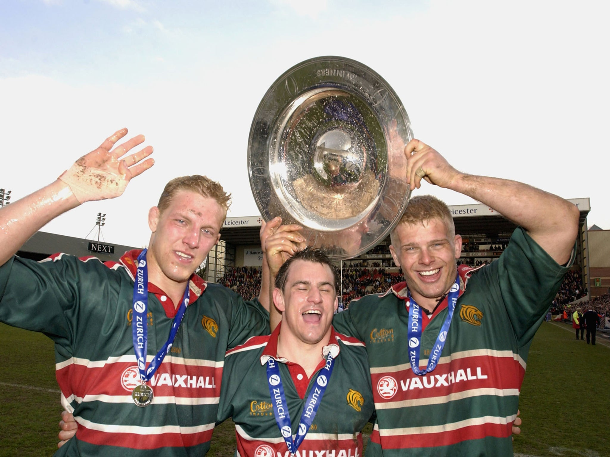 Steve Booth death: Former Leicester Tigers and Bath rugby player dies, aged 42