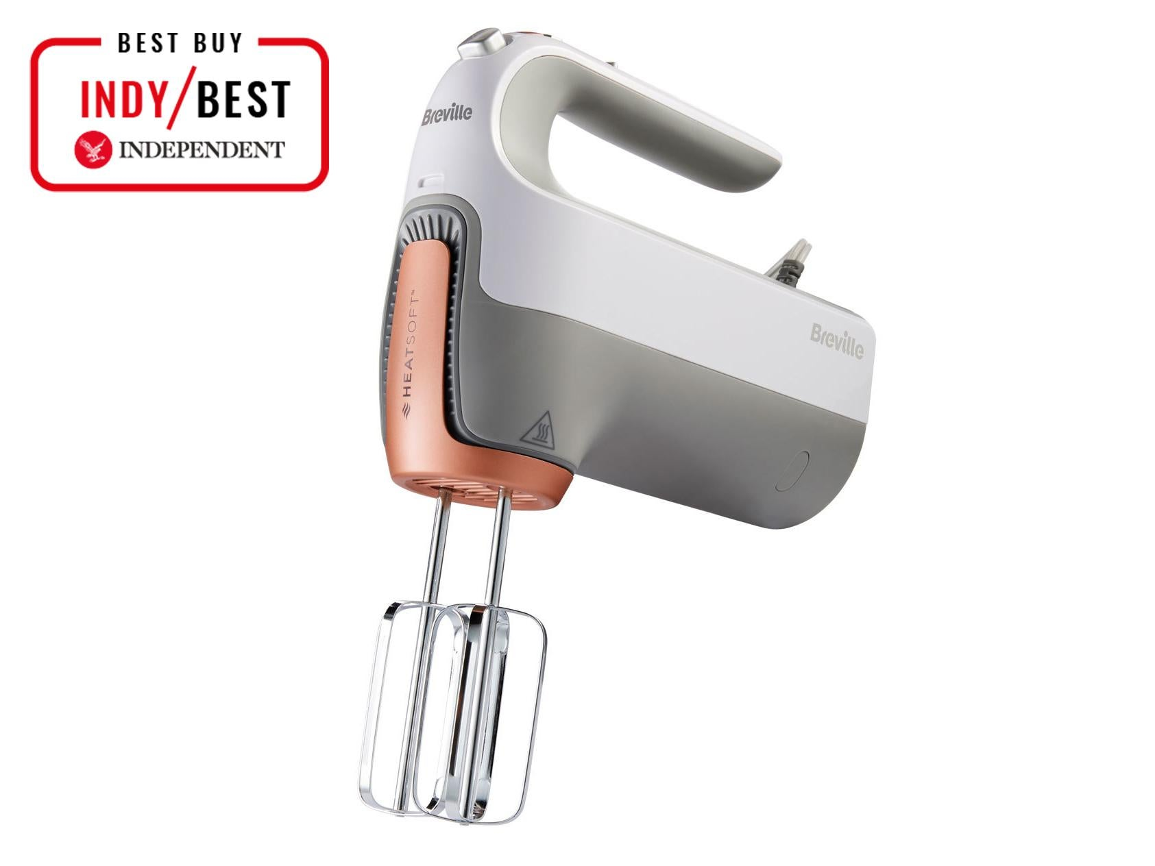 Best electric hand mixer that is powerful, compact and easy