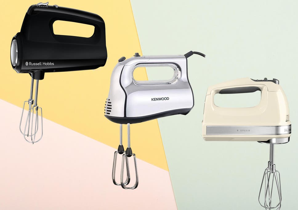 Best Electric Hand Mixer That Is Powerful Compact And Easy