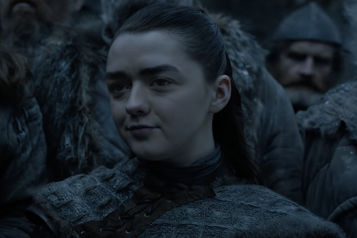 Game of Thrones director reveals Arya Stark almost had a different storyline in The Long Night