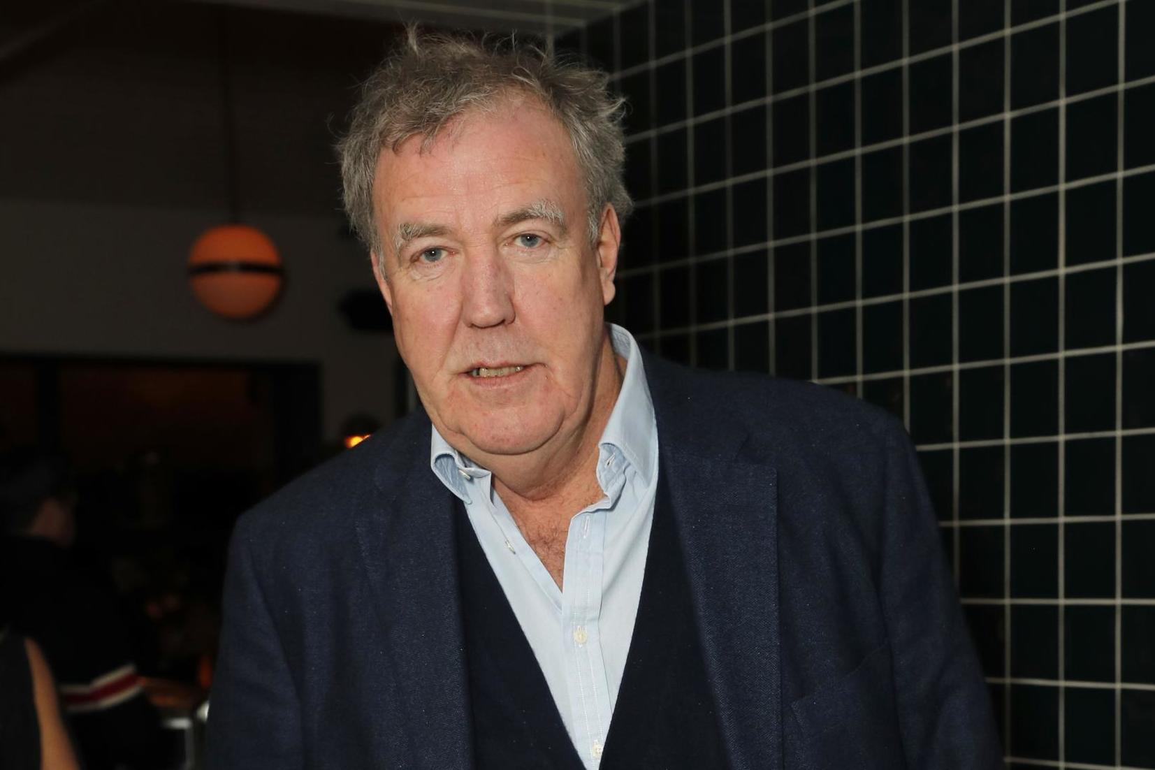 Jeremy Clarkson tweets photo of French chateau to prove A-levels aren't the only sign of success