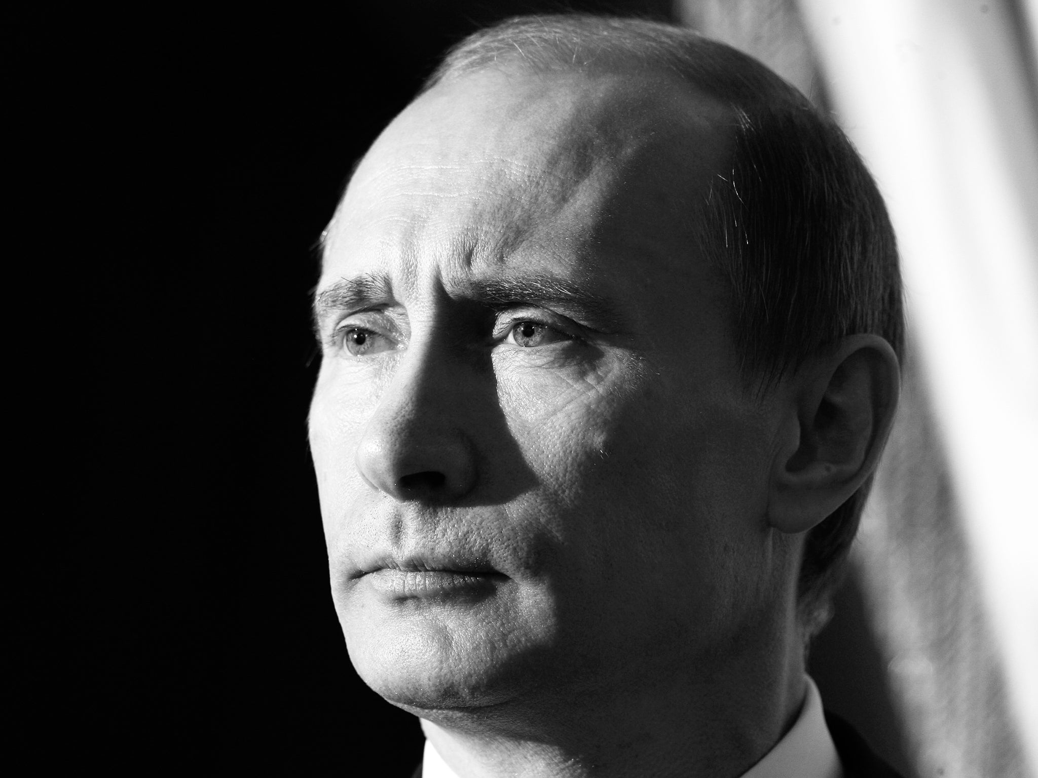 Vladimir Putin bears responsibility for the HIV epidemic facing Russia | The Independent