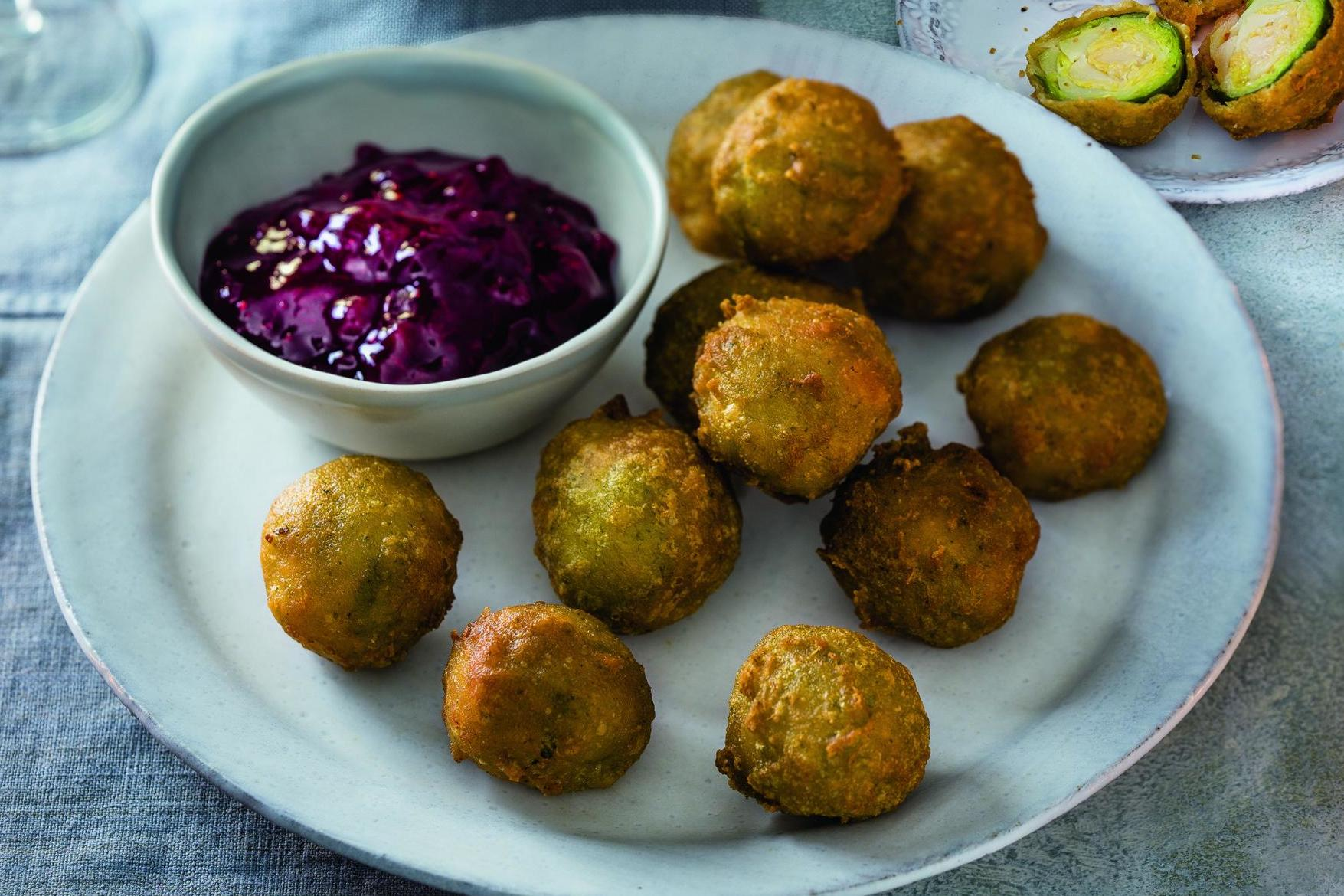 Tesco launch vegan battered Brussels sprouts for Christmas 1