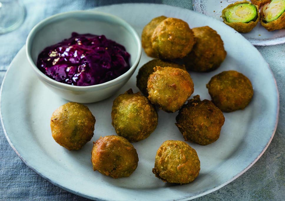 Tesco Launch Vegan Battered Brussels Sprouts For Christmas