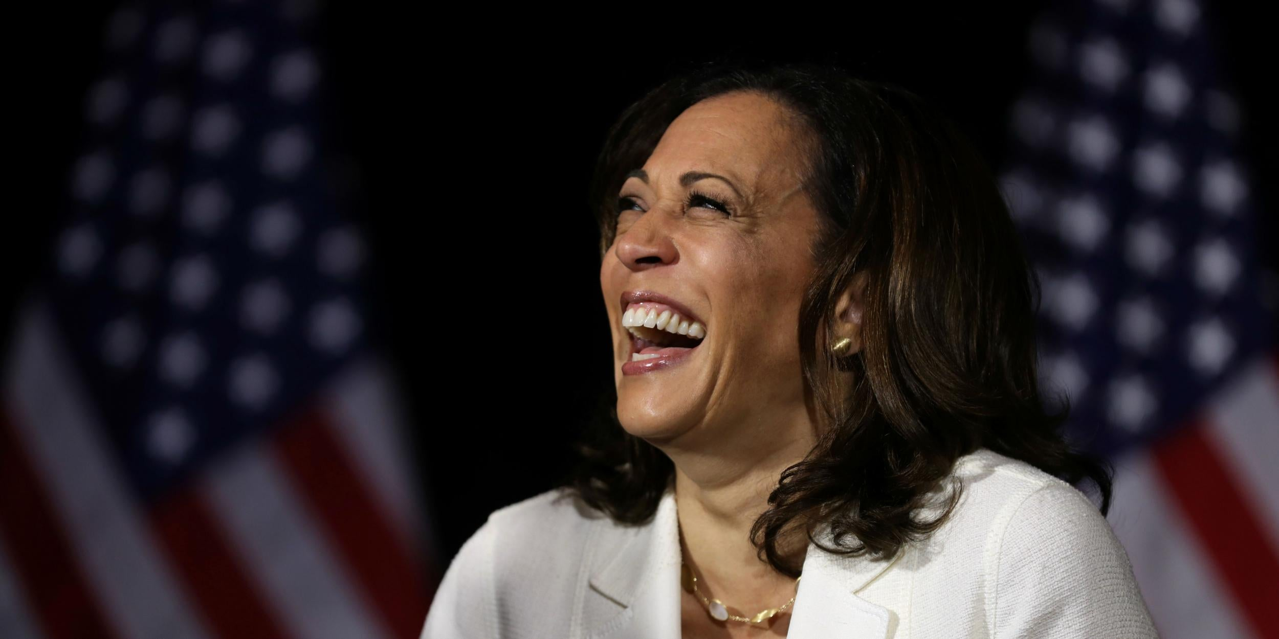 This is the week when Kamala Harris stopped being a serious contender for president