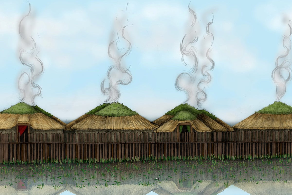 Bronze Age Britons lived with 1m-long worms in their kidneys, scient…