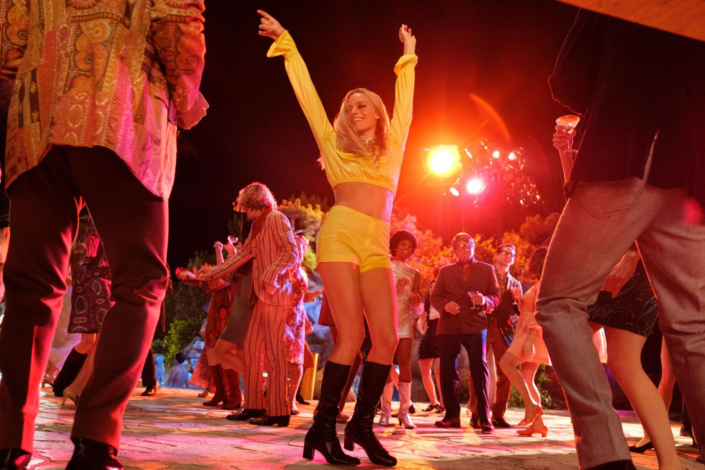 Quentin Tarantino's male gaze in Once Upon a Time in Hollywood isn't…