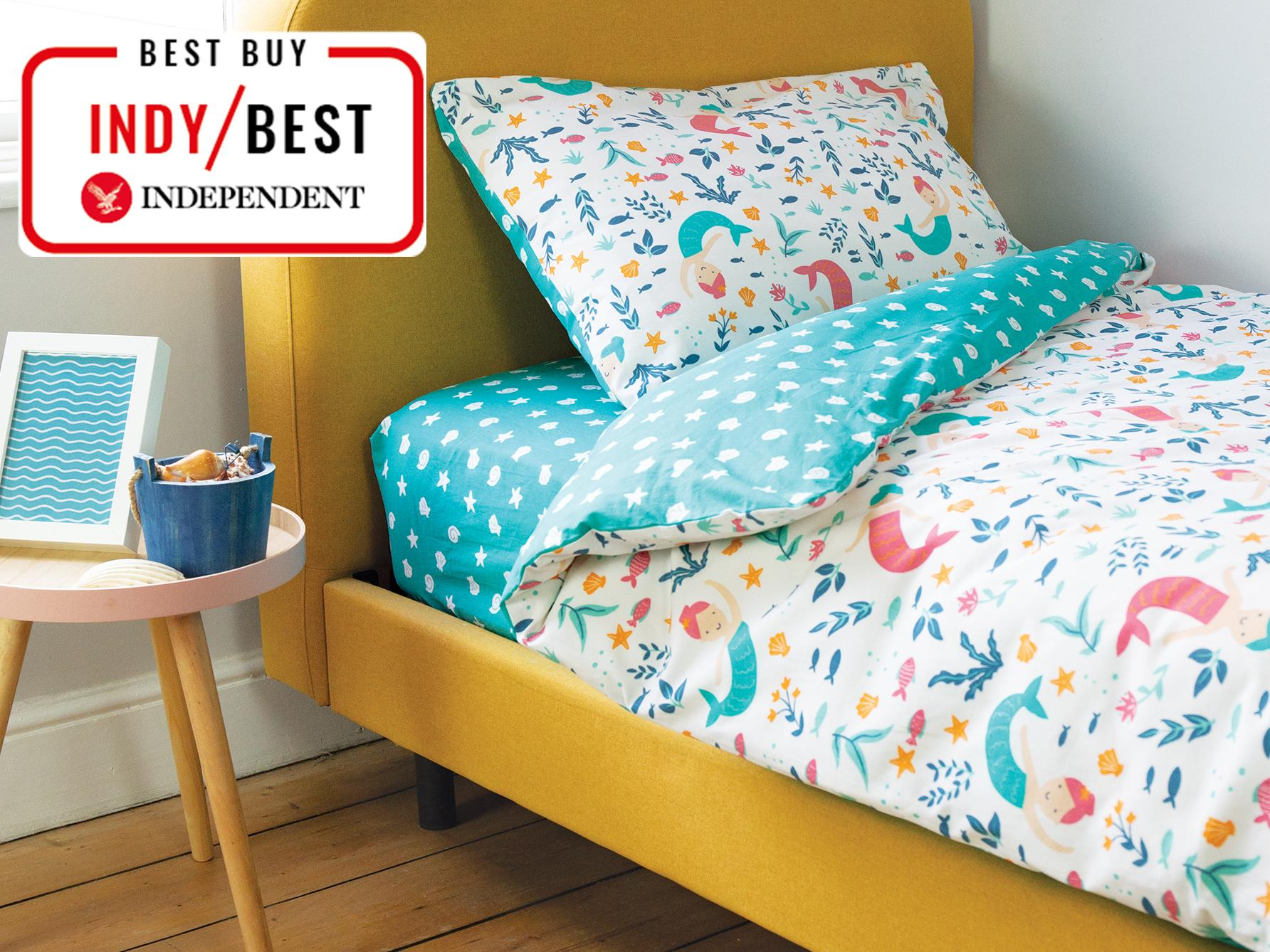 Best bedding sets that are cosy, wash well and have fun prints