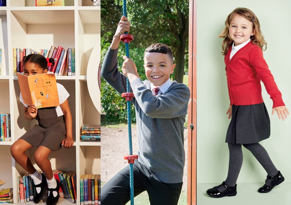 Best school uniform: Affordable shirts, skirts, trousers
