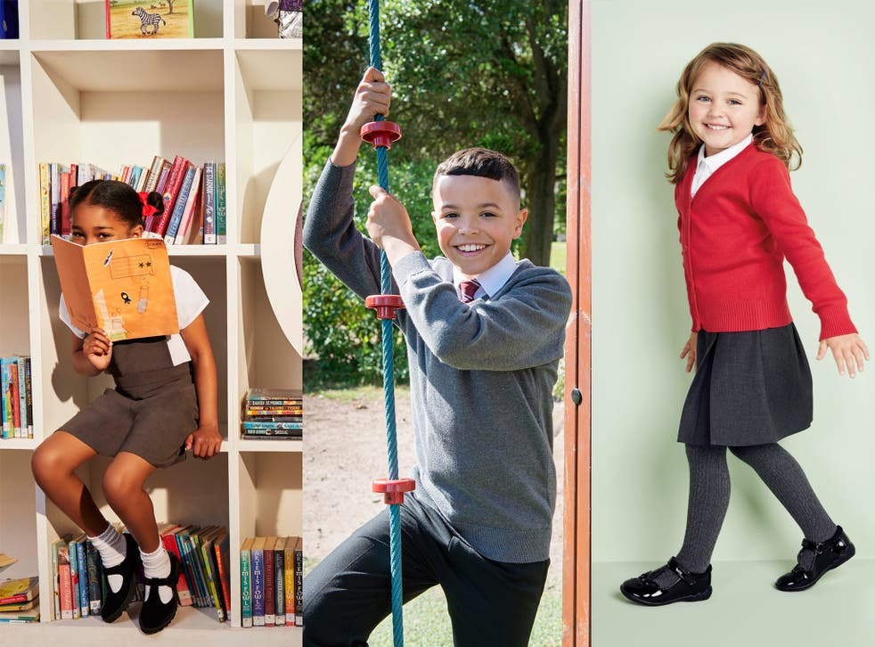 Schools can be surprisingly fussy about school uniform regulations, so check them – and then check them again – before you buy