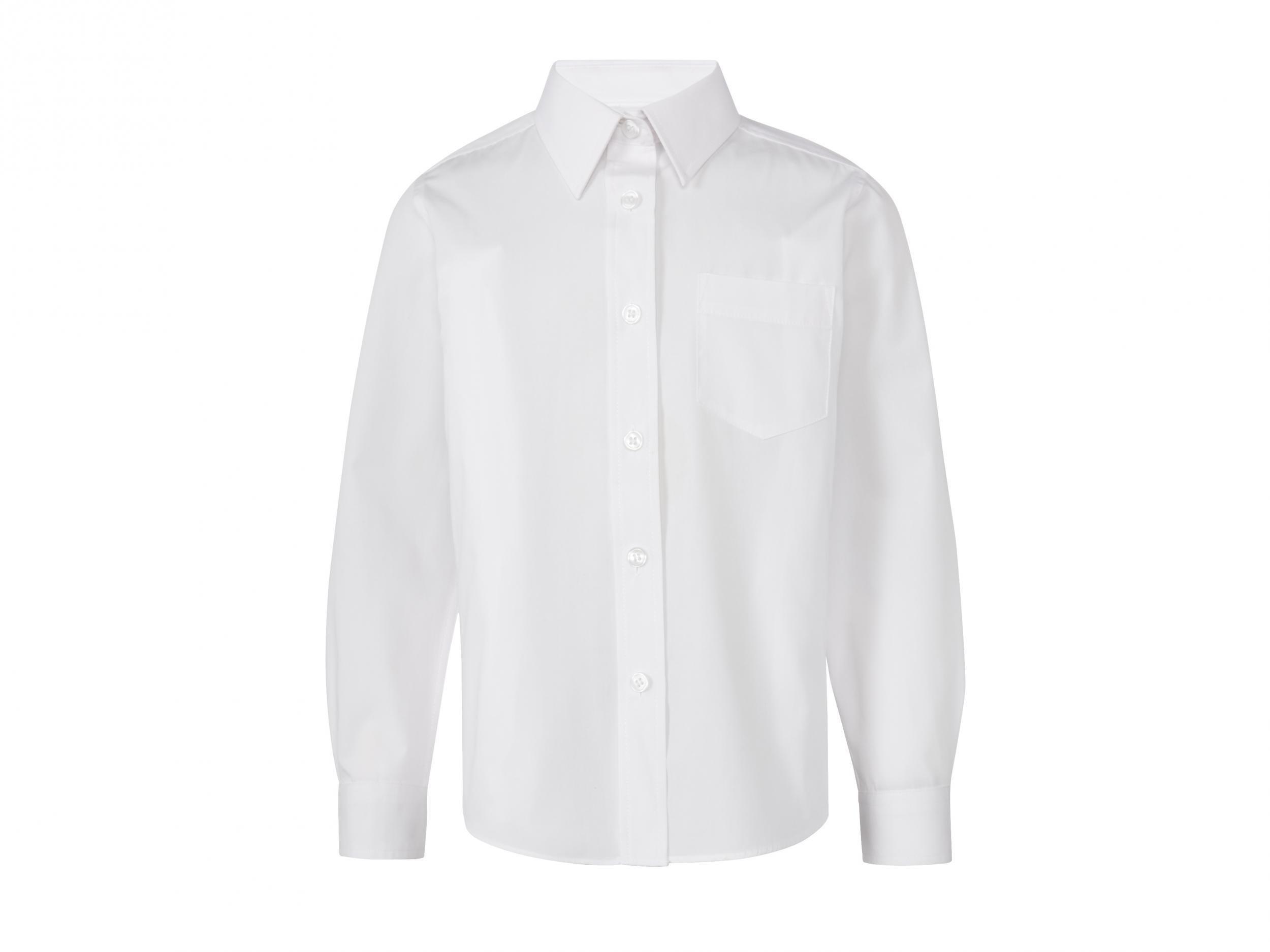 Short Sleeved Boys School Uniform Smart Shirt Shirt