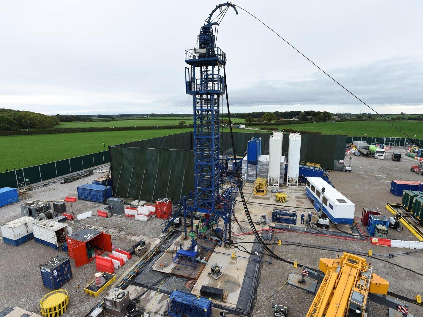 'Shocking' decision to resume fracking in Lancashire condemned by campaigners