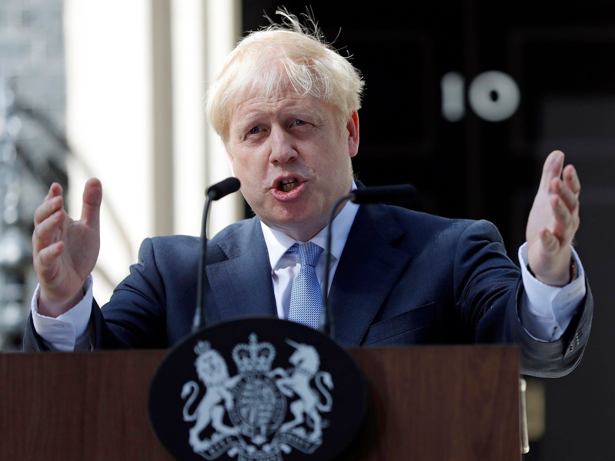A near-identical struggle for legitimacy played out in parliament 236 years ago – Boris Johnson should learn from it