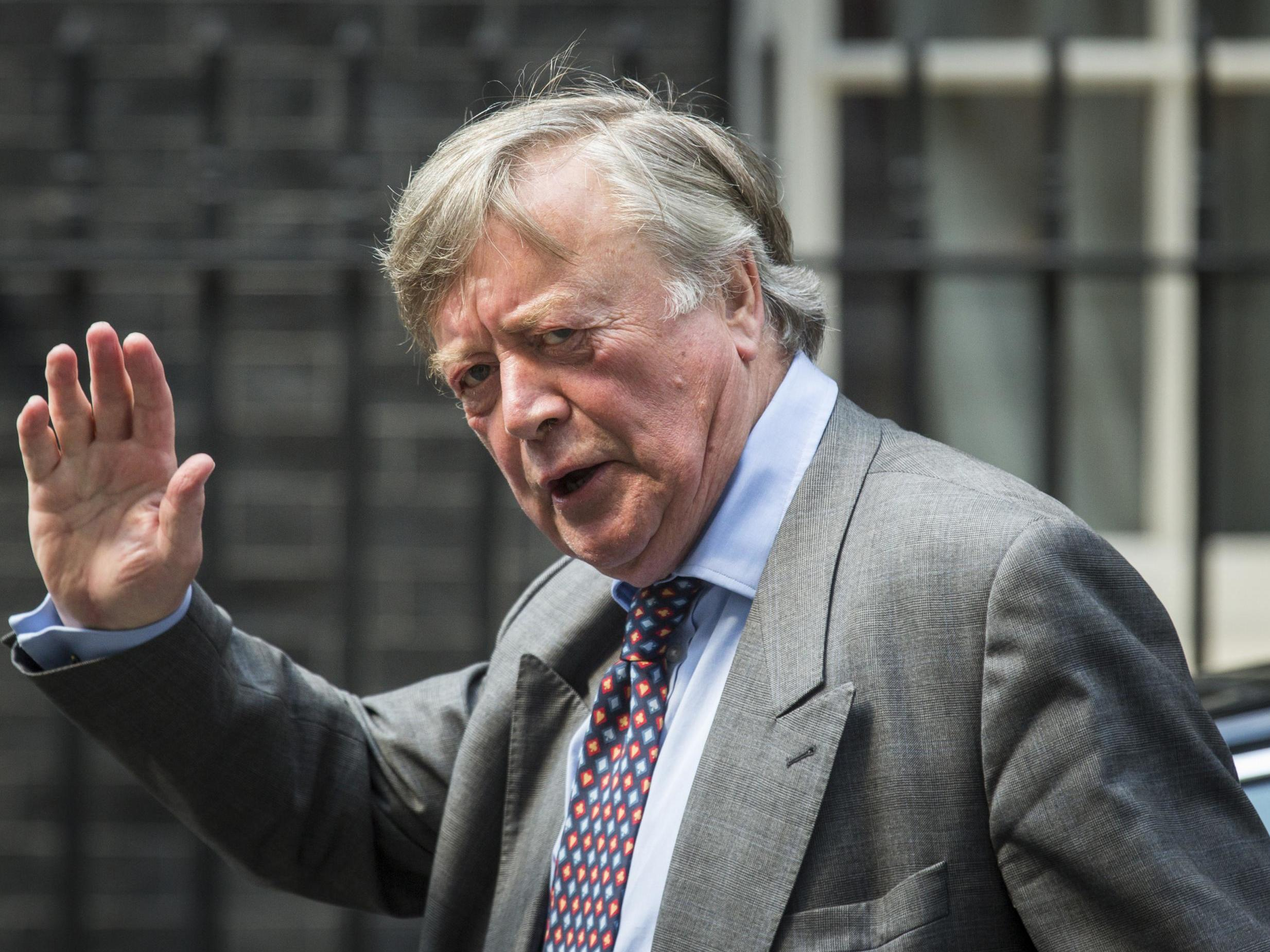 Boris Johnson could be out of the job within months – here's how Ken Clarke would replace him