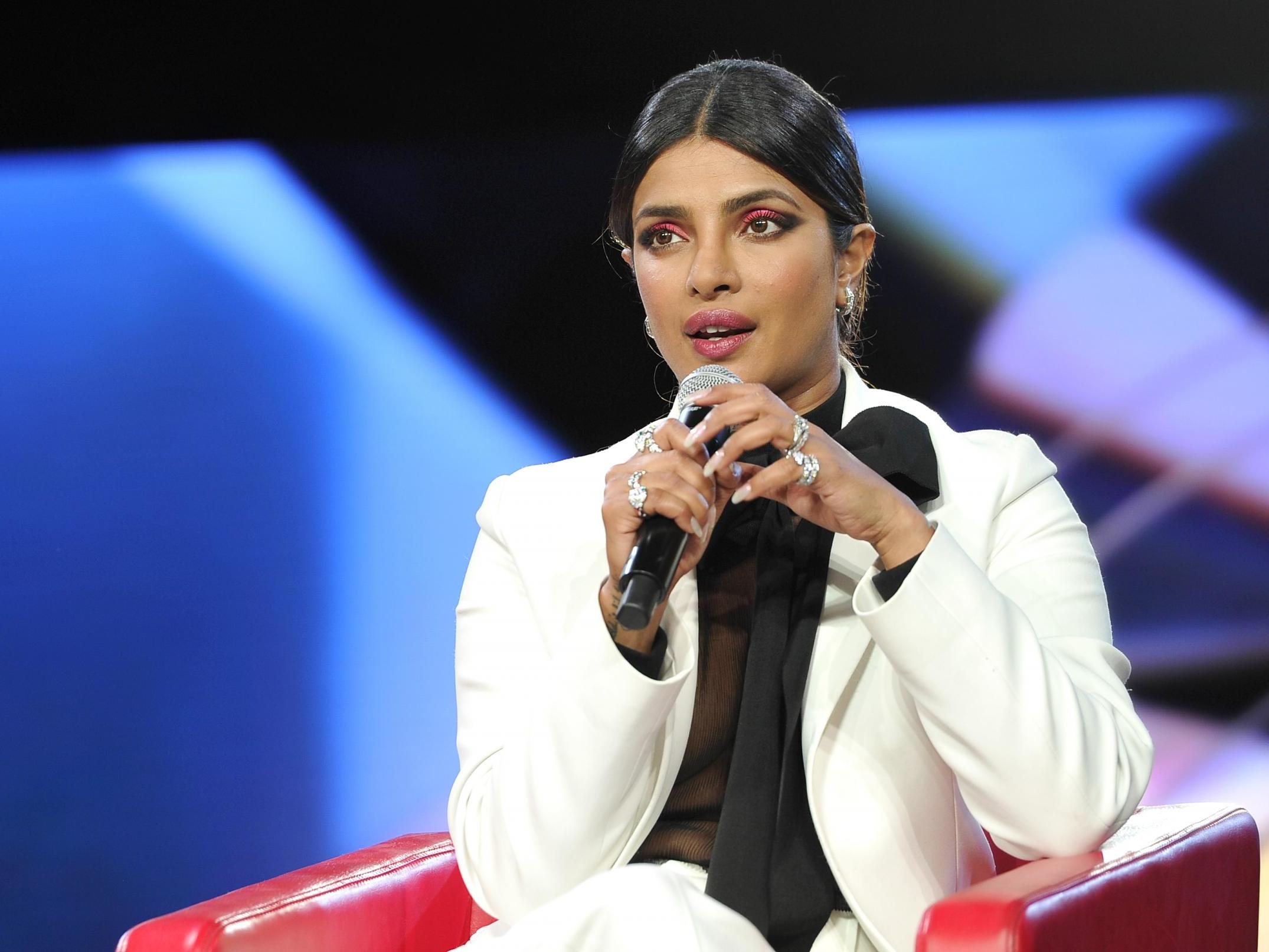 Priyanka Chopra gaslit me at BeautyCon for criticising her over her 'Jai Hind' tweets – this is why I called her out