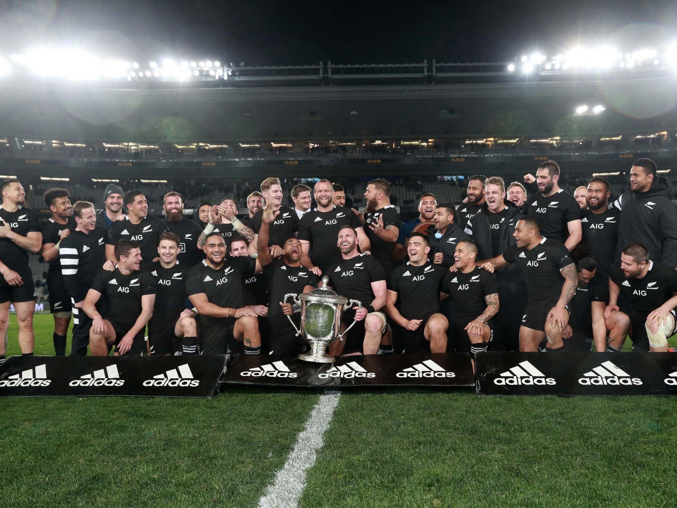 Rugby World Cup – New Zealand profile: Full squad, head coach, key player, prediction and odds