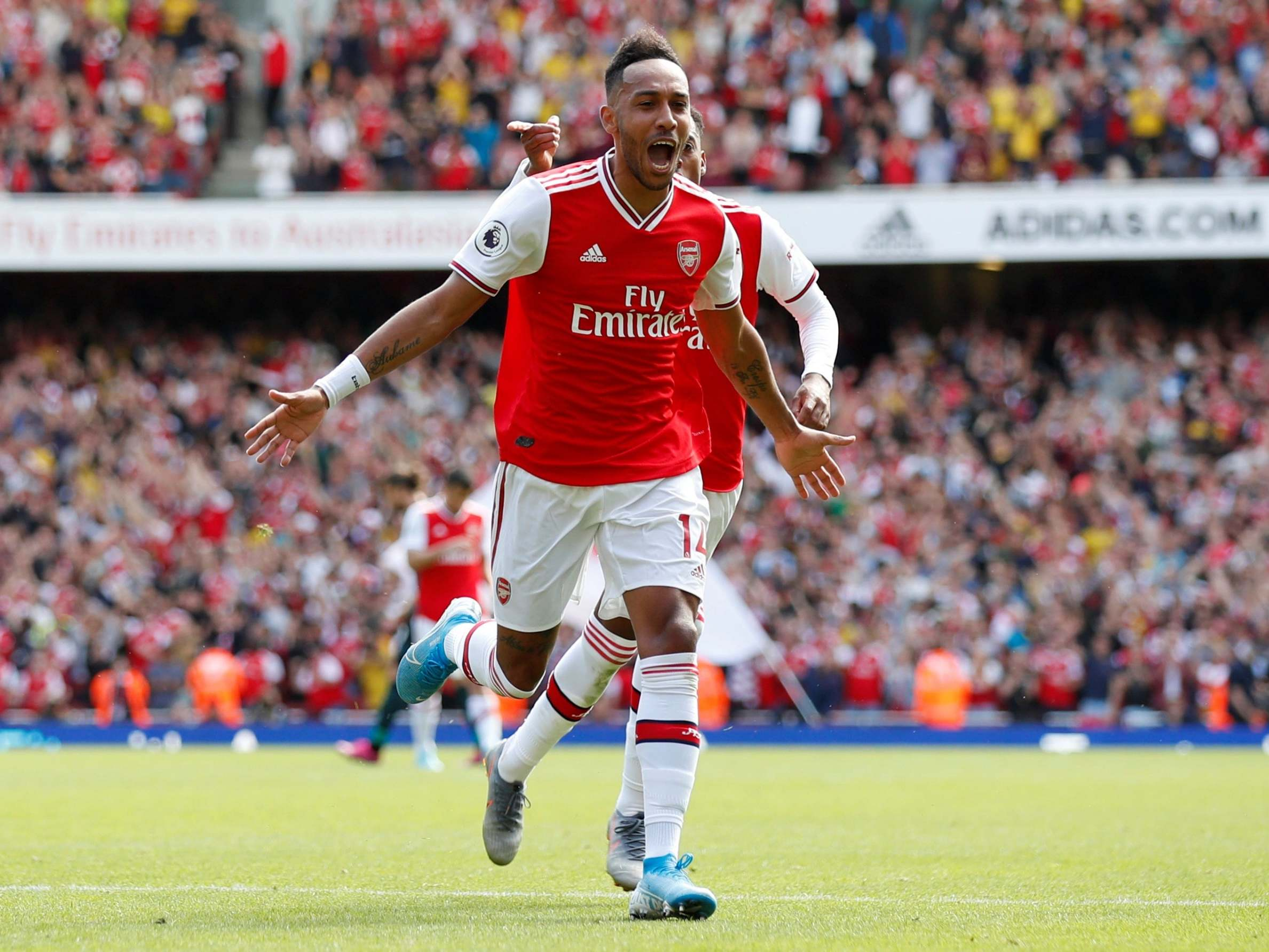 Arsenal news: Pierre-Emerick Aubameyang believes Gunners can challenge for Premier League title