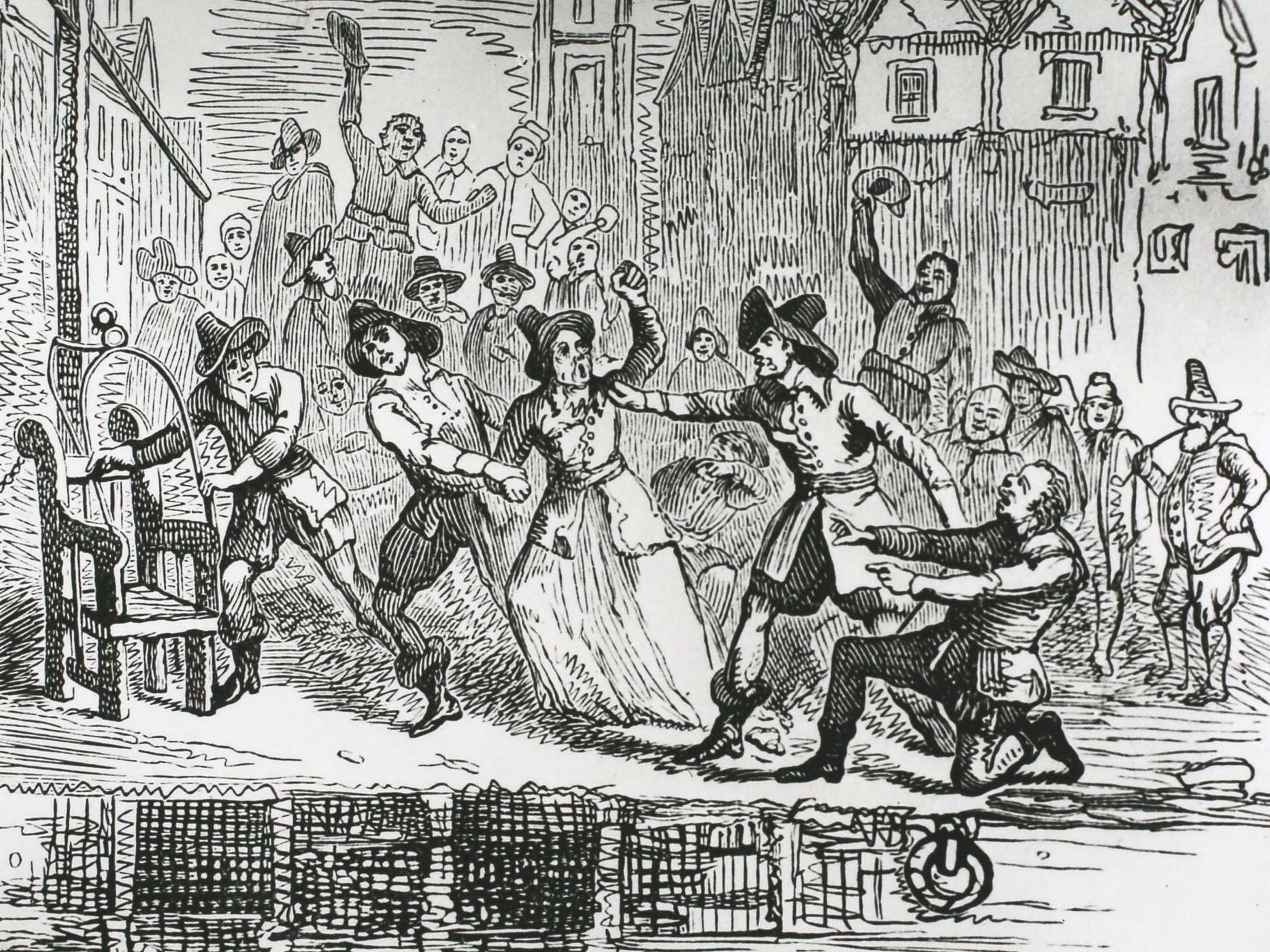 Why a book about witch trials feels weirdly relevant today