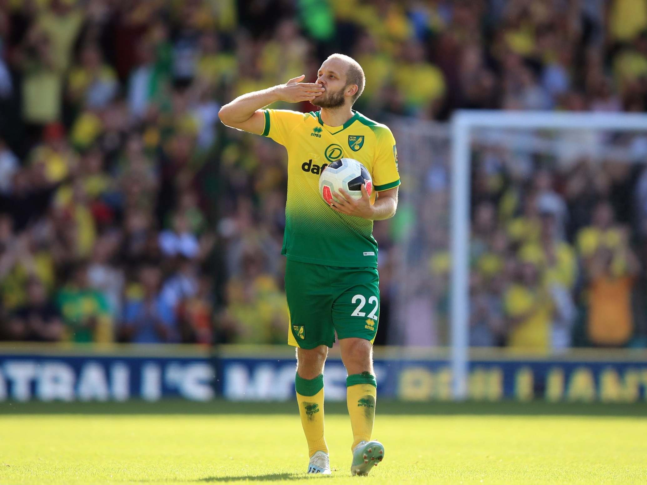 Premier League: Prolific Teemu Pukki rewards Norwich's attacking play and four other things you missed