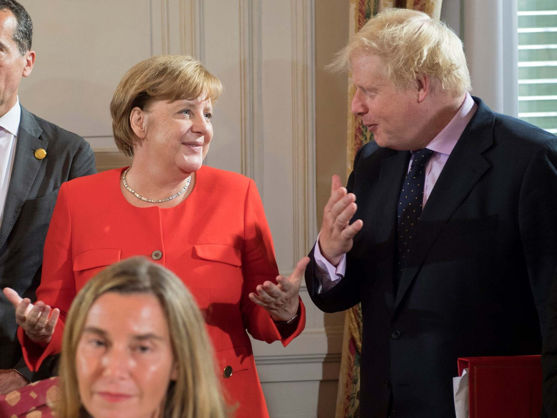 As he heads to Berlin, does Boris Johnson really want a deal? It barely matters this week