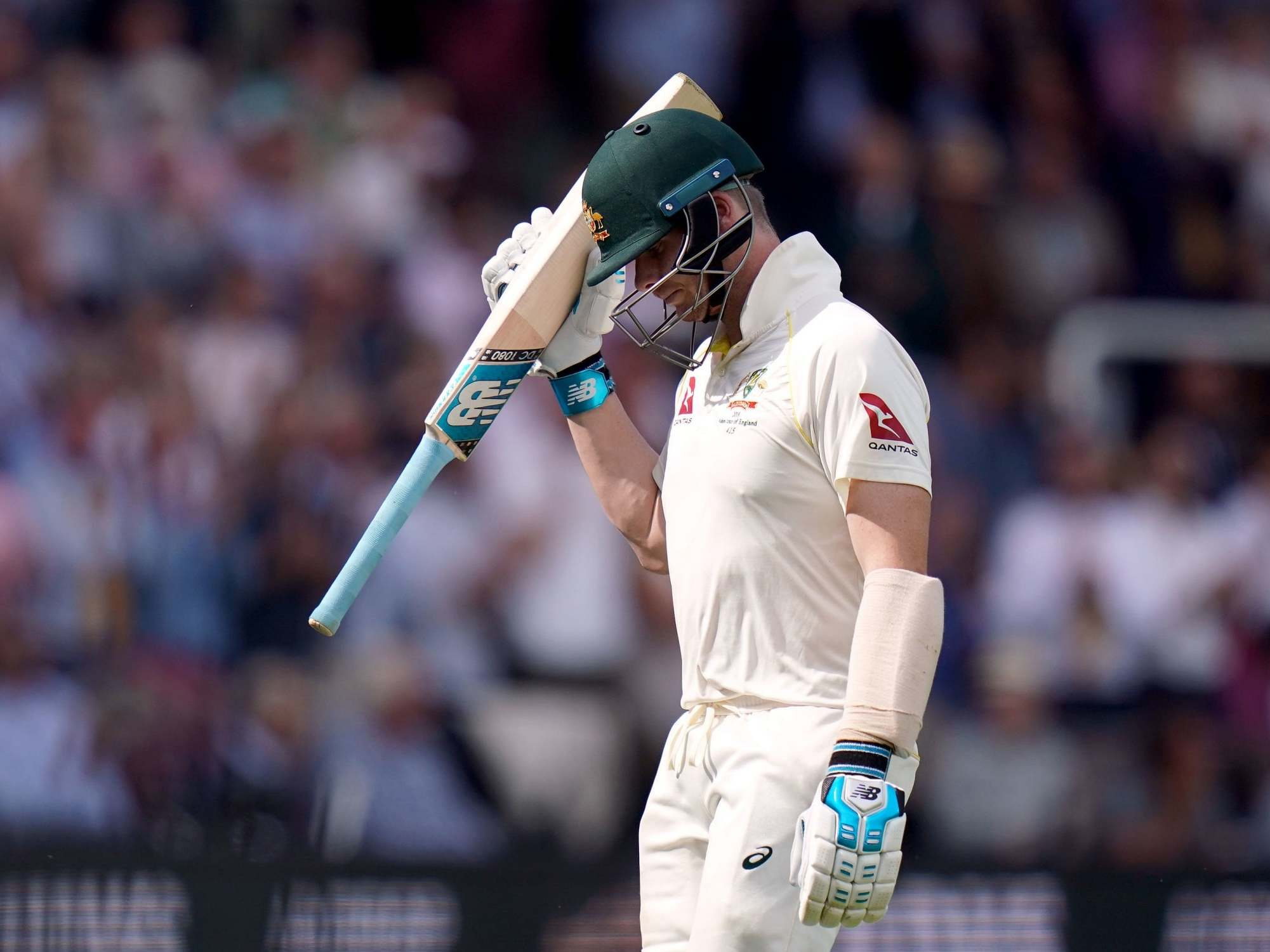 Ashes 2019: Steve Smith's brave defiance in duel with Jofra Archer ignites stop-start second Test