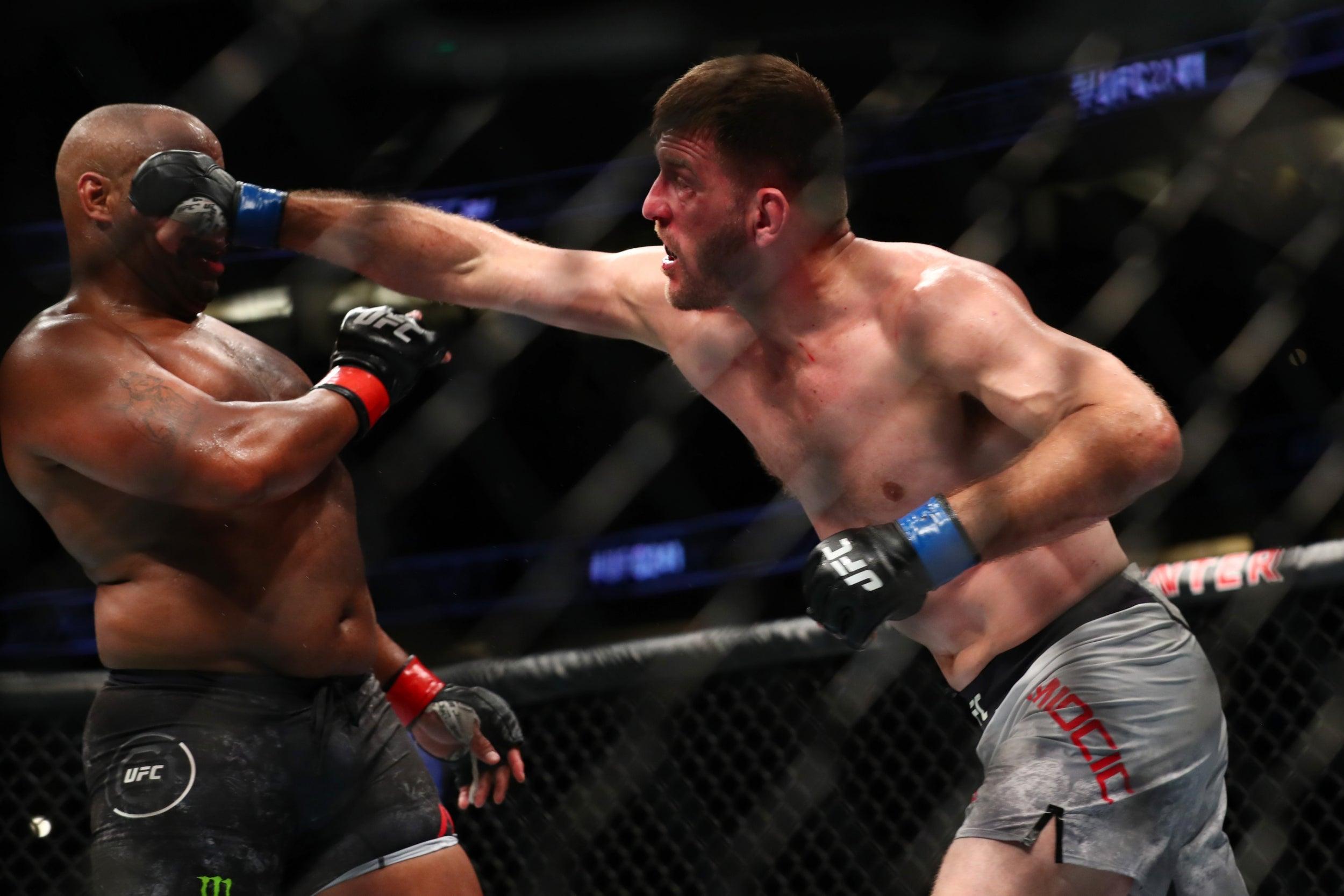 UFC 241 results: Stipe Miocic knocks out Daniel Cormier to gain revenge as Nate Diaz wins on return
