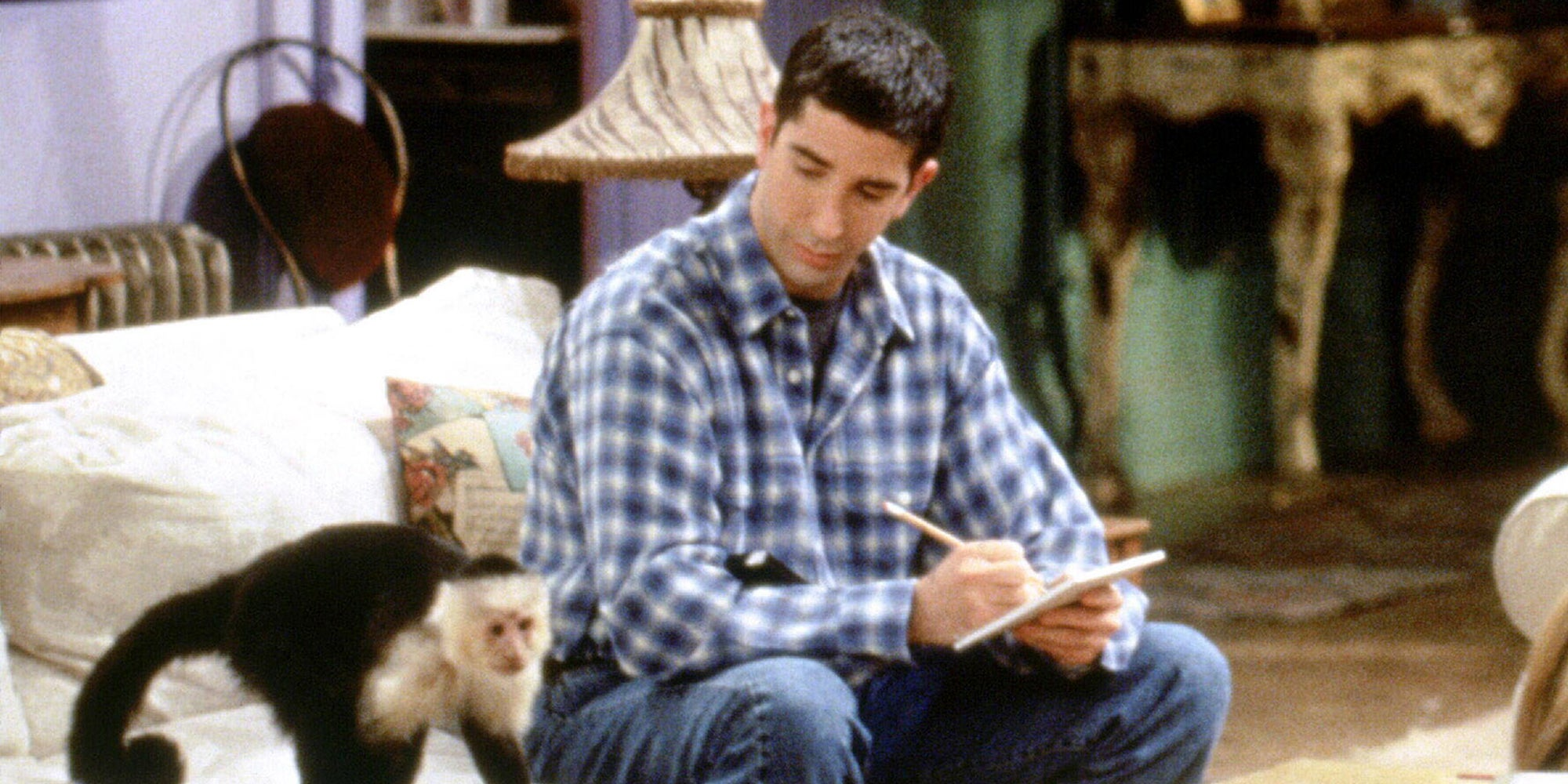Friends: Marcel the monkey from is making a TV comeback ...