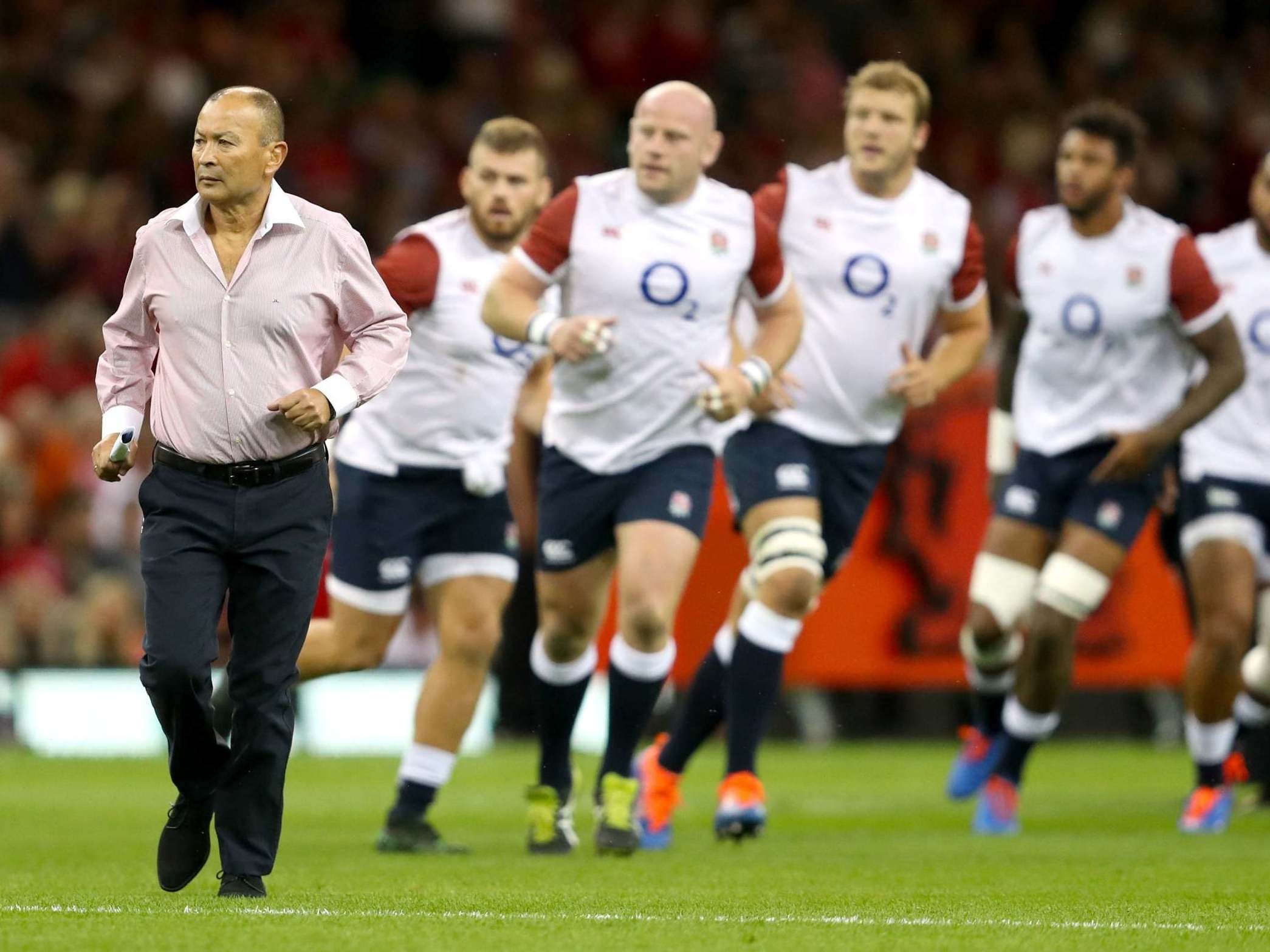 Rugby World Cup 2019: Eddie Jones holds back England's secret weapons but time to learn lessons is running out