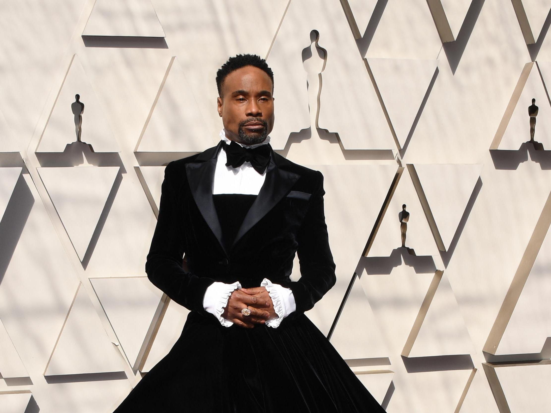 Billy Porter on the Oscars outfit that broke the internet: 'I should have worn this f***ing dress 20 years ago'