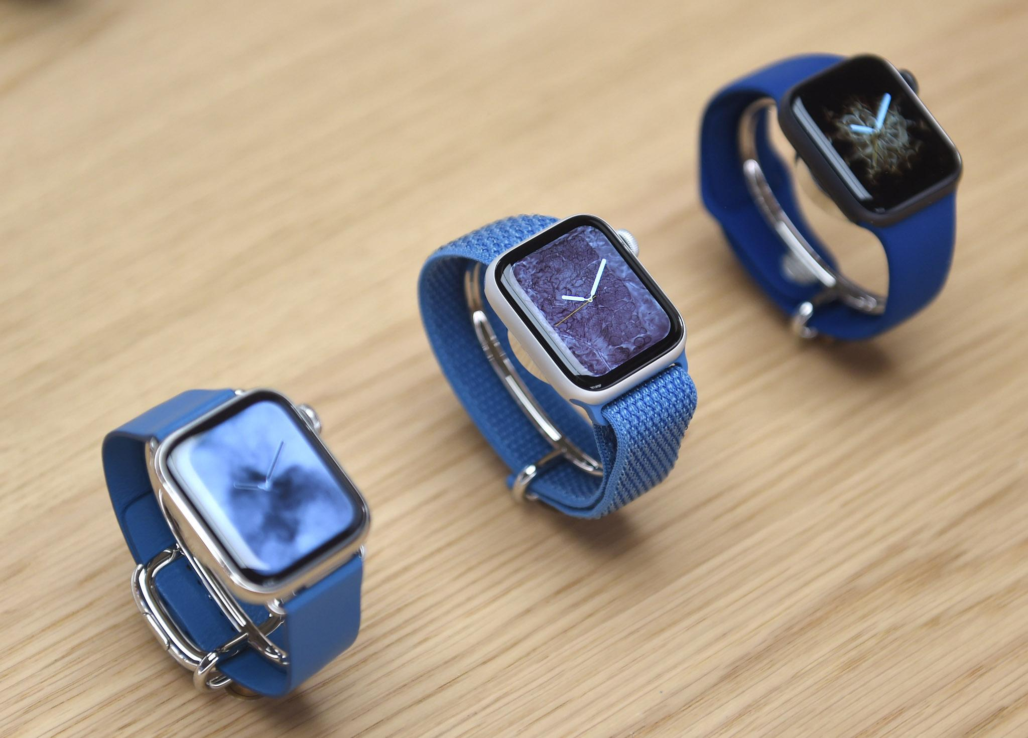 Apple Watch: Latest model could be made out of completely new materials, hidden code suggests