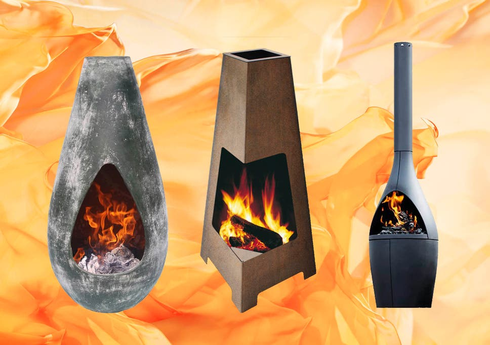 Best Chiminea Choose From Steel Cast Iron And Clay Burners